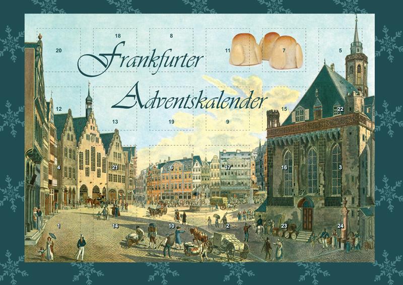 frankfurt adventskalender b rozubeh r. Black Bedroom Furniture Sets. Home Design Ideas