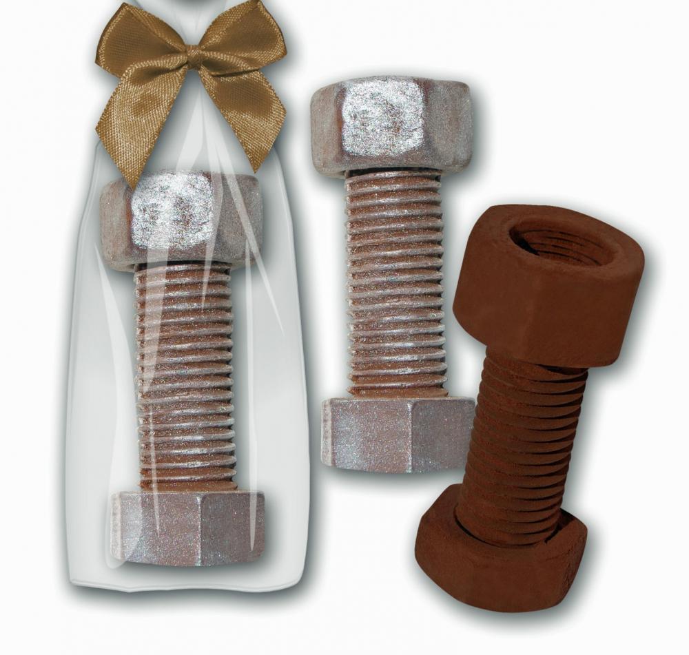 schokoladen schraube mit mutter schokoladen werkzeuge sweets and more. Black Bedroom Furniture Sets. Home Design Ideas